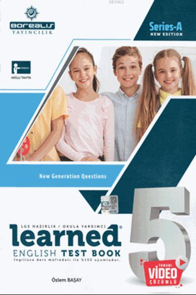 Learned English Test Book 5