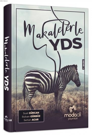 Makalelerle YDS Modadil Yayınları