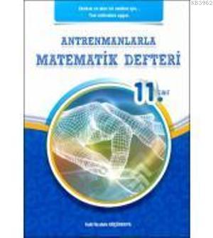 11.Sınıf Antrenmanlarla Matematik Defteri