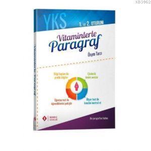 YKS Vitaminlerle Paragraf 1. ve 2.Oturum (TYT-AYT)