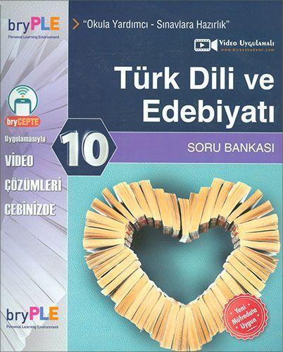 2019 10. Sınıf Türk Dili ve Edebiyatı Soru Bankası; Birey PLE