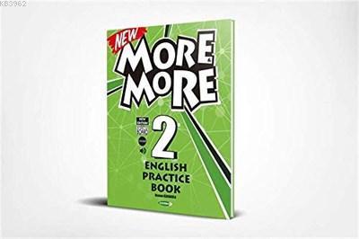 Kurmay - 2. Sınıf Englısh Practıce Book + More & More -  Englısh