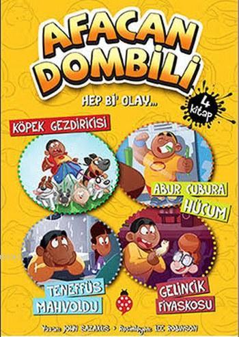 Afacan Dombili (4 Kitap); Hep bi Olay