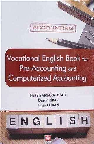 Vocational English Book for Pre- Accounting and Computerized Accounting
