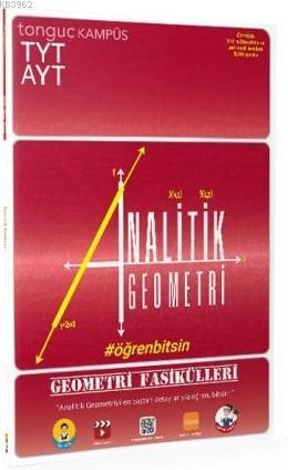 Tonguç Akademi TYT-AYT Geometri Fasikülleri-Analitik Geometri