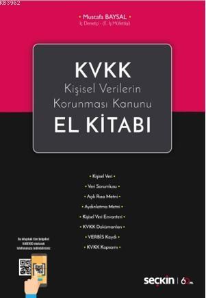 KVKK Kişisel Verilerin Korunması Kanunu El Kitabı