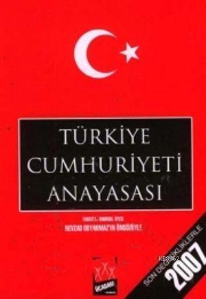 Türkiye Cumhuriyeti Anayasası; Üçadam Yayıncılık