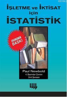 İşletme ve İktisat İçin İstatistik