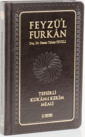 Feyzü'l Furkan; (Sadece Meal - Orta Boy - Deri Cilt)