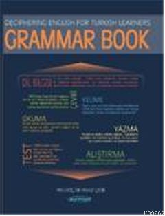 Deciphering English For Turkish Learners Grammar Book
