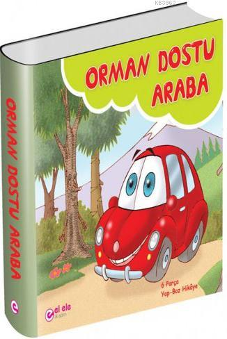 Orman Dostu Araba; 6 Parça Yap-Boz + Hikaye