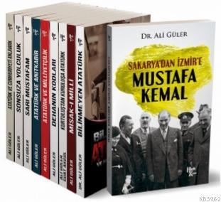Atatürk Kütüphanesi Seti - 10 Kitap