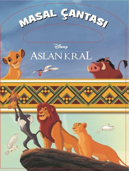 Disney Aslan Kral Masal Çantası