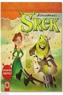 Şrek DreamWorks; Çıkartma Hediyeli
