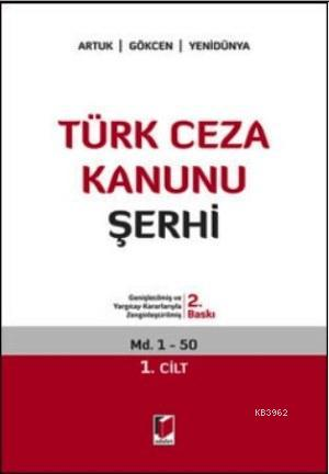 Türk Ceza Kanunu Şerhi (5 Cilt)