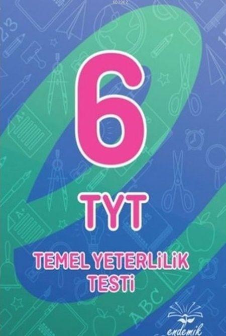 Endemik Yayınları TYT 6 Deneme Endemik