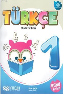 Nitelik Yayınları 1.Sınıf Türkçe Konu Kitabı