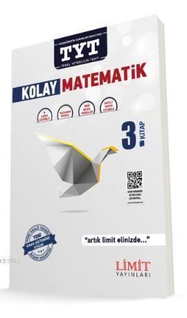 Limit Yayınları TYT Kolay Matematik Soru Bankası 3. Kitap Limit