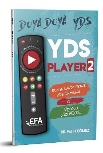 YDS Player 2 Son Yıllarda Çıkmış YDS Sınavları Benim Hocam Yayınları (EFA Serisi)