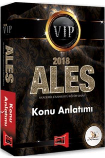 2018 ALES VIP Konu Anlatımı