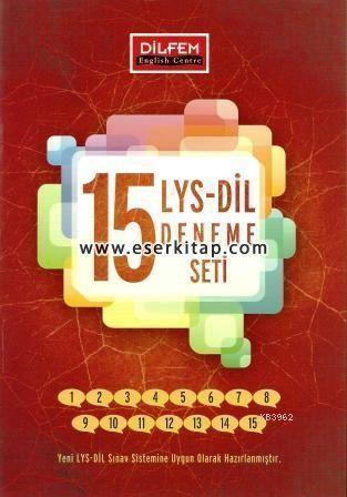 Dil Fem 15 LYS - Dil Deneme Seti