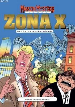 Zona X Cilt 5: Ukbar - Sahne Gerisi