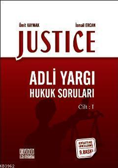 JUSTICE Adli Yargı Hukuk Soruları (2 Cilt)