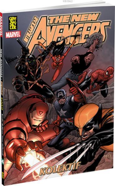 The New Avengers 4. Cilt Aklınızda Soru Mu Kaldı? Buyrun Cevapları
