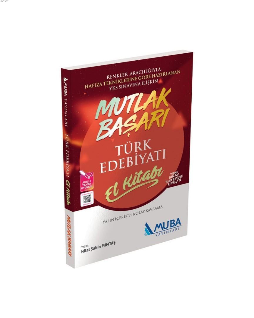 Muba Yayınları TYT AYT Türk Edebiyatı El Kitabı Muba