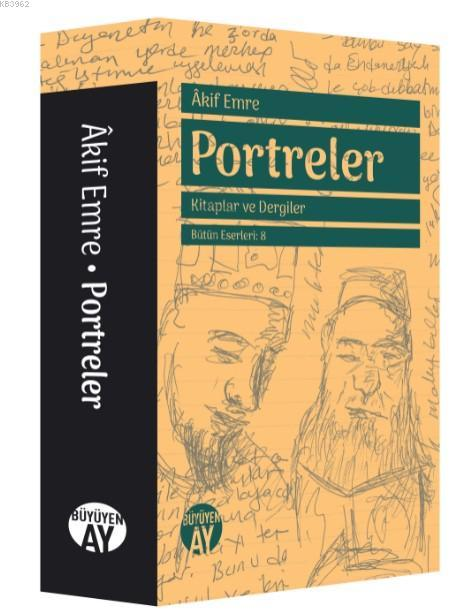 Portreler - Kitaplar ve Dergiler; Bütün Eserleri: 8