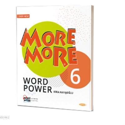 Kurmay Yayınevi 6.Sınıf More & More Englısh Wordpower (Kelime Bankası)