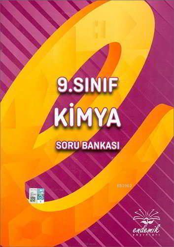 Endemik Yayınları 9. Sınıf Kimya Soru Bankası Endemik
