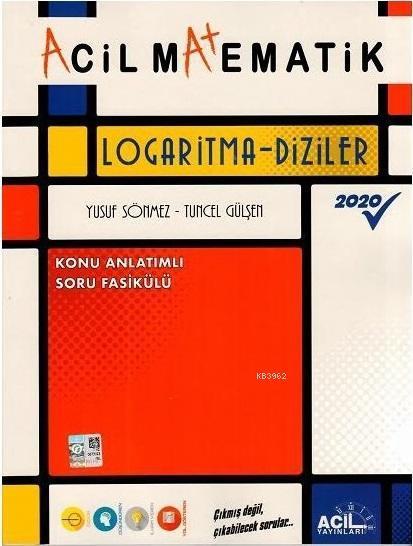 TYT Acil Logaritma Diziler Acil Yayınları