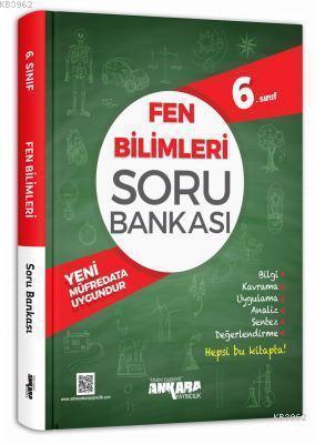 Ankara Yayınları 6. Sınıf Fen Bilimleri Soru Bankası Ankara