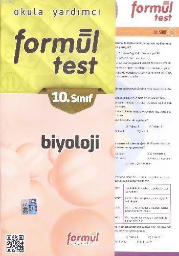 10. Sınıf Biyoloji Yaprak Testler