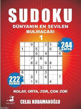 Sudoku Kolay-Orta- Zor-Çok Zor 1