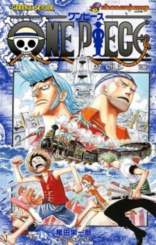 One Piece 37. Cilt
