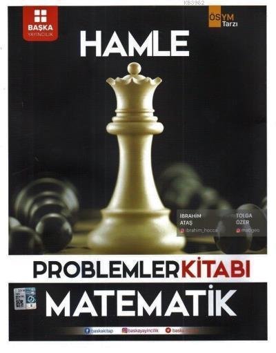 ÖSYM Tarzı Hamle Matematik Problemler Kitabı