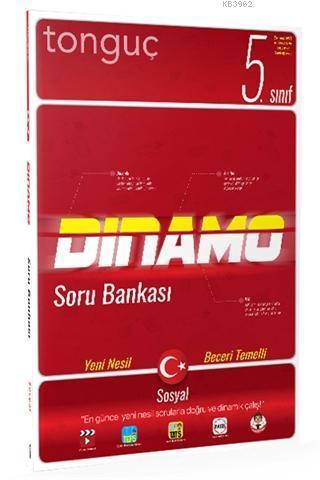 Tonguç 5.Sınıf Sosyal Bilgiler Dinamo Soru Bankası
