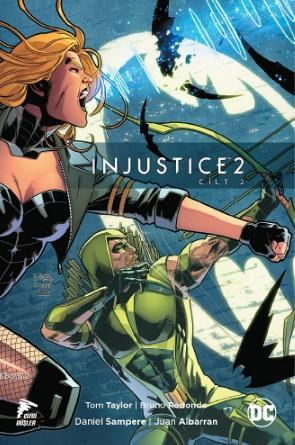 Injustice 2, Cilt 02
