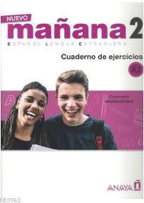Nuevo Mañana 2 A2 Cuaderno de Ejercicios