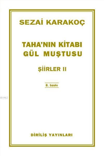 Taha'nın Kitabı Gül Muştusu