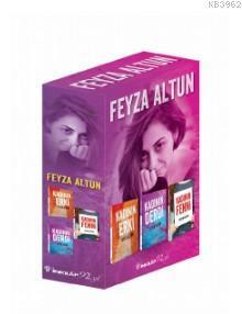 Feyza Altun Set - 3 Kitap Takım