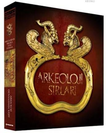 Arkeoloji Sırları III (Ciltli); Koleksiyon Kitap - Belgesel Dvd'li