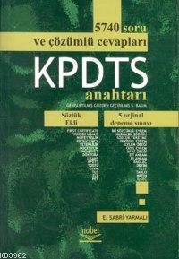 KPDTS Anahtarı; 5740 Soru ve Çözümlü Cevapları