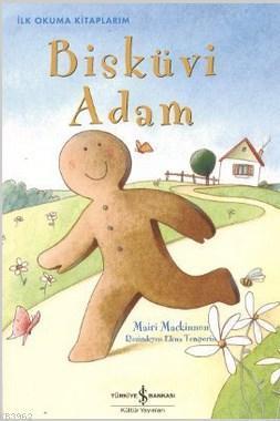 İlk Okuma Kitaplarım - Bisküvi Adam