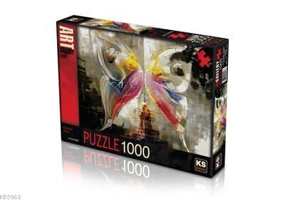 KS 11257 Kelebek Etkisi Puzzle 1000 Parça