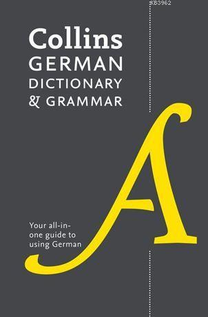Collins German Dictionary and Grammar; (8th Edition)