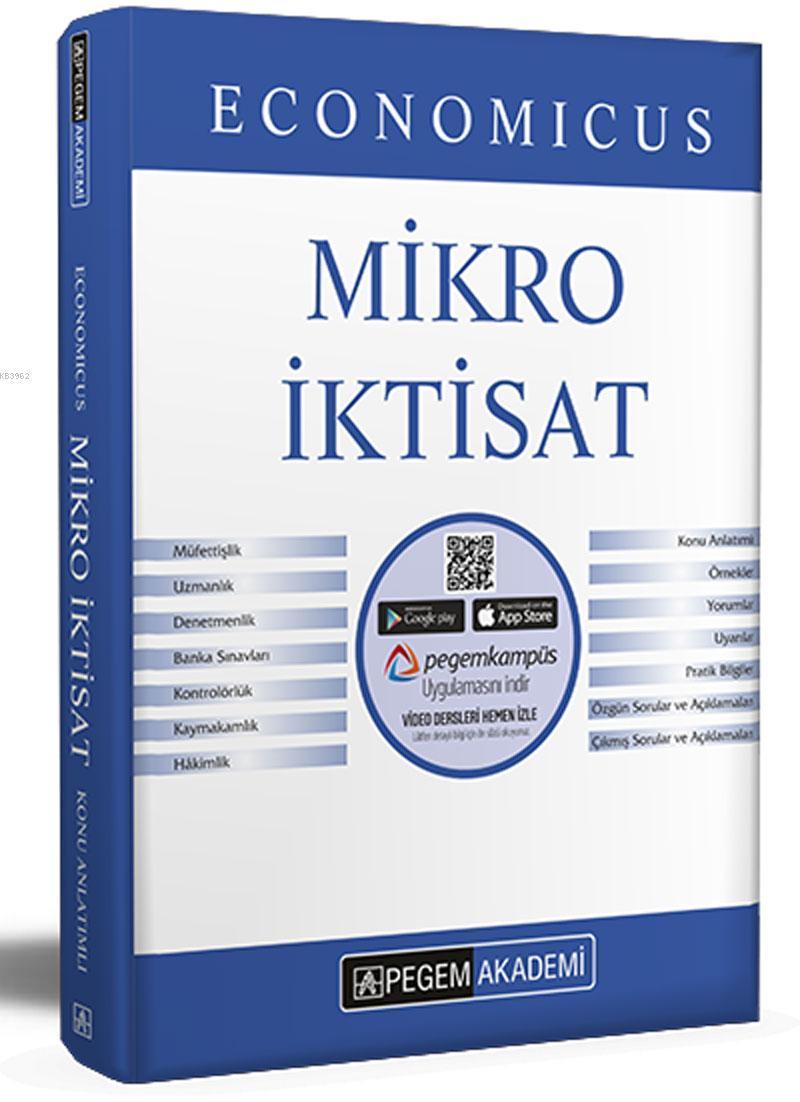 2021 KPSS A Grubu Economicus Mikro İktisat Konu Anlatımı