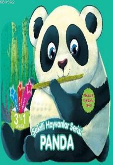 Panda; Şekilli Hayvanlar Üstünde